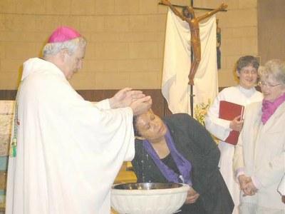 en l'église st joseph en 2006