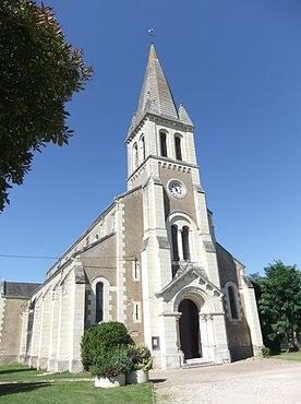 Eglise Notre-Dame à Cormeray
