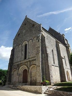 Eglise Notre-Dame à Fontaine en Sologne