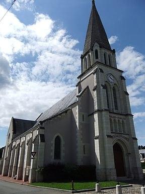 Eglise Saint-Guillaume à Chèmery
