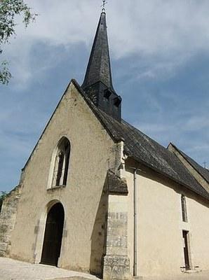 Eglise Saint Hilaire à Fresnes